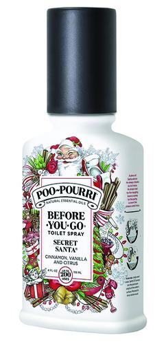 Poo-Pourri Secret Santa Before-You-Go Toilet Spray