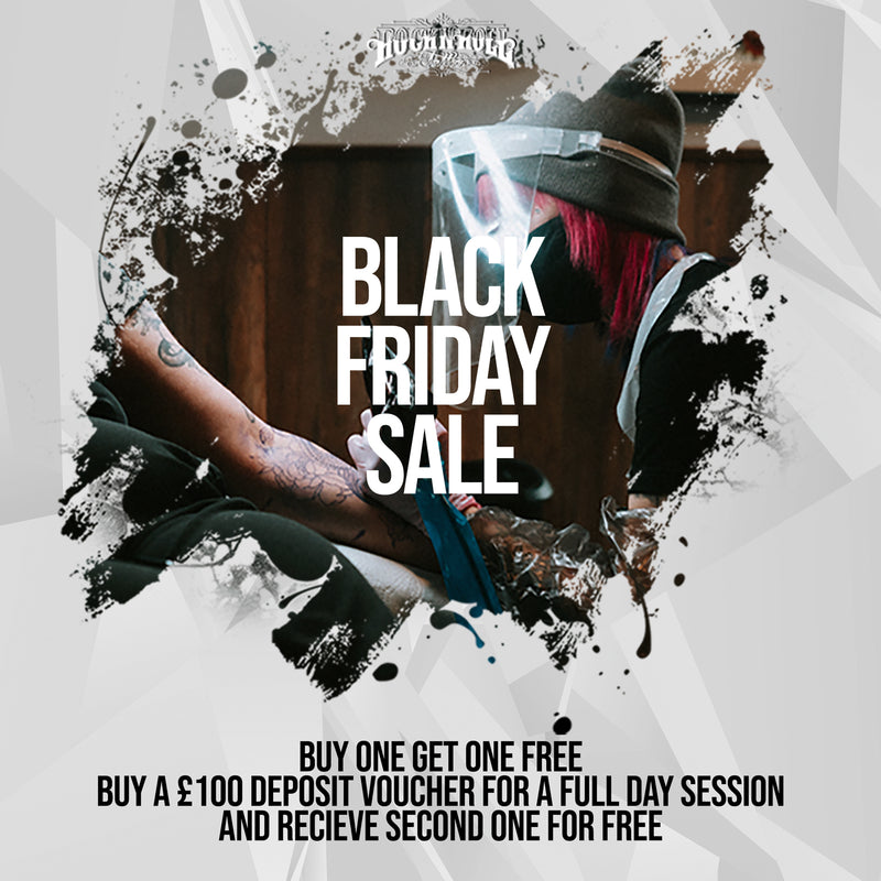 Black Friday - £100 Voucher Buy One Get One Free