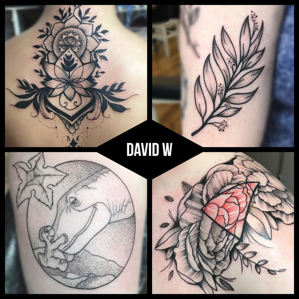 Voucher with a value of £50 to spend with David (Glasgow Studio)