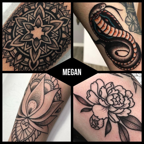 Voucher with a value of £50 to spend with Megan (Glasgow Studio)