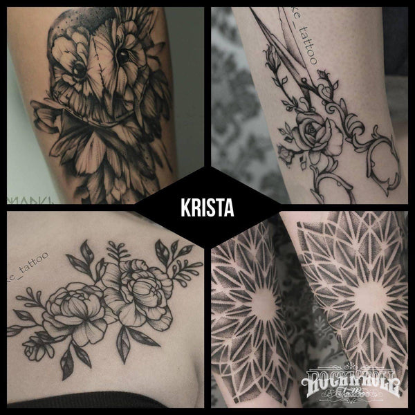 Voucher with a value of £50 to spend with Krista (Southampton Studio)