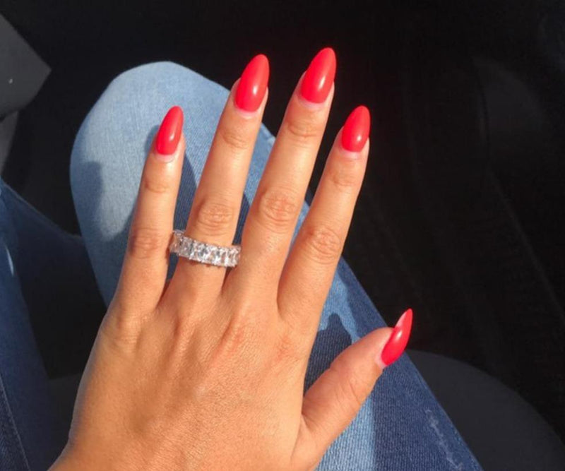 CHASE THE BAGUETTE RING - THE SUN JEWELERS