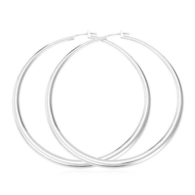 CLASSIC HOOP EARRINGS - THE SUN JEWELERS