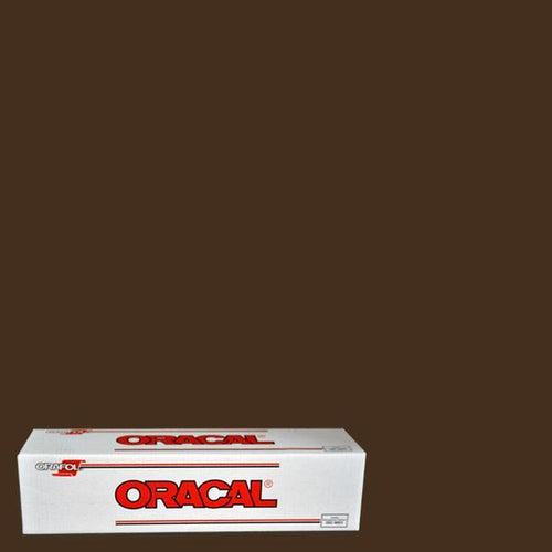 Oracal 651 Brown Adhesive Vinyl