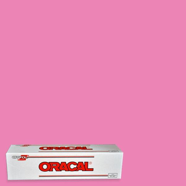 Oracal 651 Soft Pink Adhesive Vinyl