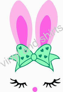 Bunny Girl Svg