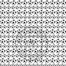 Load image into Gallery viewer, Soccer Ball  Vinyl Pattern / Printed 651 Vinyl / Printed Vinyl /Printed Outdoor Vinyl / Printed HTV/Printed Heat Transfer Vinyl/Ball Park