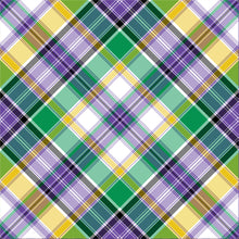 Load image into Gallery viewer, Plaid Patterned Vinyl / Printed 651 Vinyl / Printed Vinyl /Printed Outdoor Vinyl / Printed HTV/Printed Heat Transfer Vinyl
