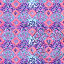Load image into Gallery viewer, Purples Lilly P inspired Pattern Vinyl