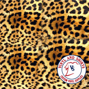 Cheetah 2 Patterned Vinyl / Printed 651  / Printed Vinyl / Outdoor Vinyl / HTV/Printed Heat Transfer Vinyl, leopard