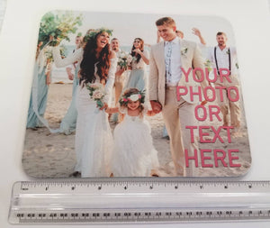 Custom Photo Mouse Pads