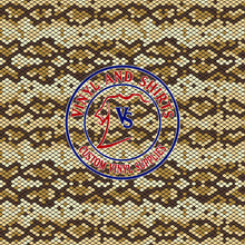Load image into Gallery viewer, Snake Skin 3 Patterned Vinyl / Printed Vinyl /Printed Outdoor Vinyl / Printed HTV / Printed Heat Transfer Vinyl/Pattern Vinyl 651