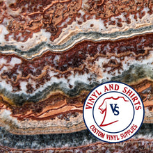 Load image into Gallery viewer, Natural Rock Marble Pattern Vinyl / Pattern 651 Vinyl / Pattern Vinyl /Printed Outdoor Vinyl / Pattern HTV/Printed Heat Transfer Vinyl
