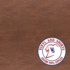 Brown Leather Pattern Vinyl / Pattern 651 Vinyl / Pattern Vinyl /Printed Outdoor Vinyl / Pattern HTV/Printed Heat Transfer Vinyl