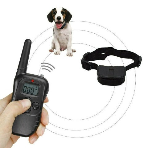 DOG TRAINING COLLAR  DOG SHOCK COLLAR