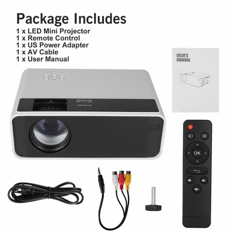 HOME THEATER PROJECTOR