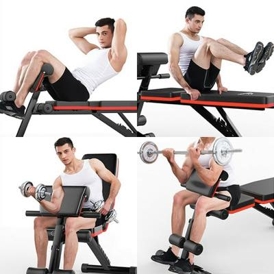 WORKOUT BENCH - EXERCISE BENCH - ABS WORKOUT