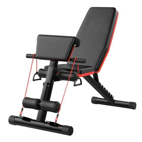 Workout Bench - Exercise Bench - Weight Bench - Abs Workout Bench