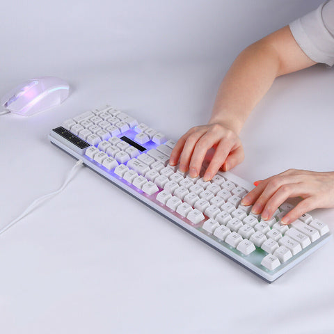 RGB Gaming Keyboard and Mouse