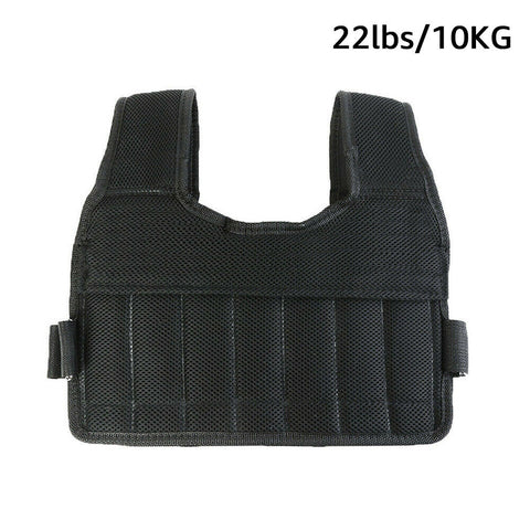Exercise Adjustable Weighted Vest