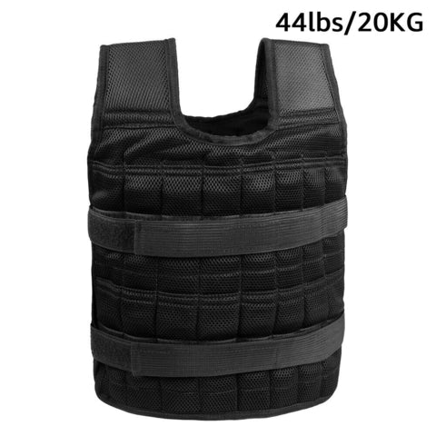 Training Adjustable Weighted Vest