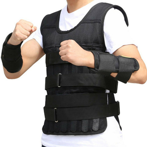 Workout Adjustable Weighted Vest