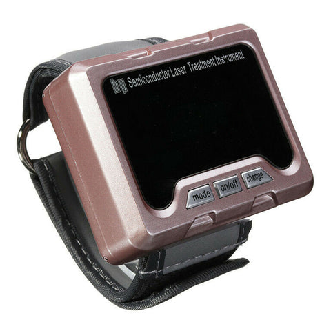 Laser Therapy Wrist Apparatus High Blood Pressure Watch