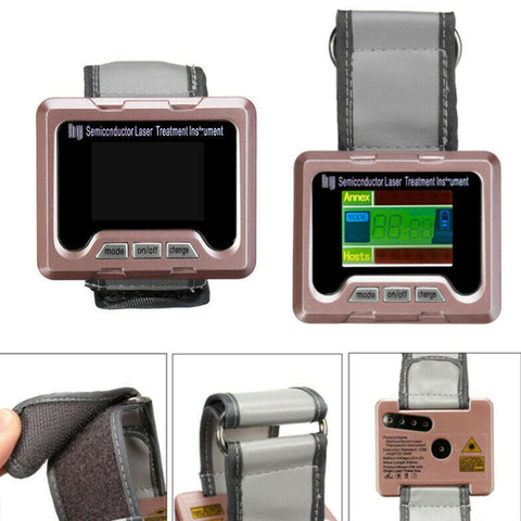 Therapy Wrist Apparatus High Blood Pressure Watch