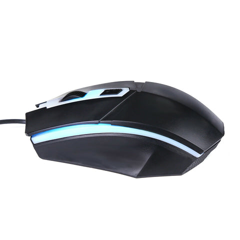 Ergonomic RGB Gaming Mouse