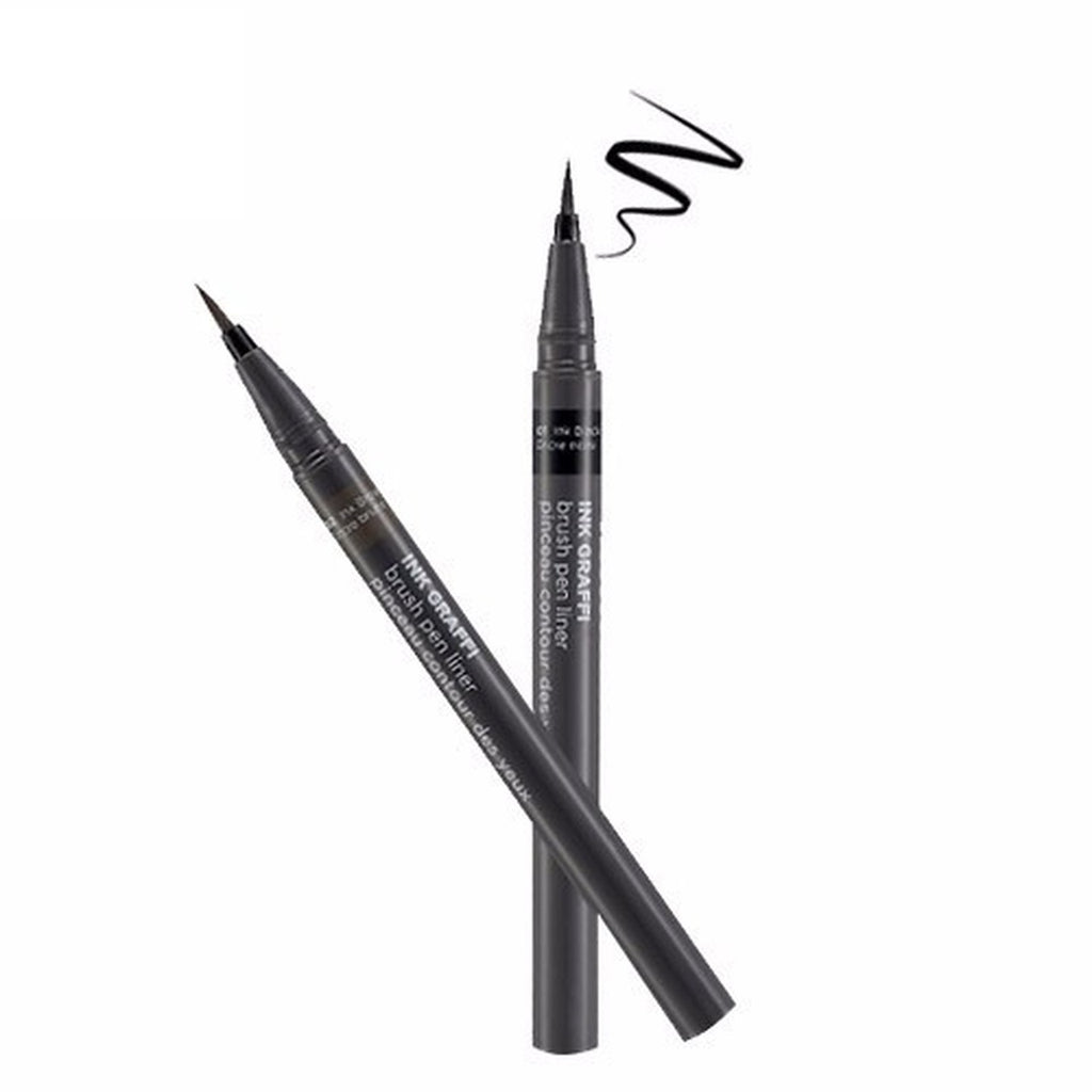 The Faceshop Ink Graffi Brush Pen Liner - Misumi Cosmetics Nepal