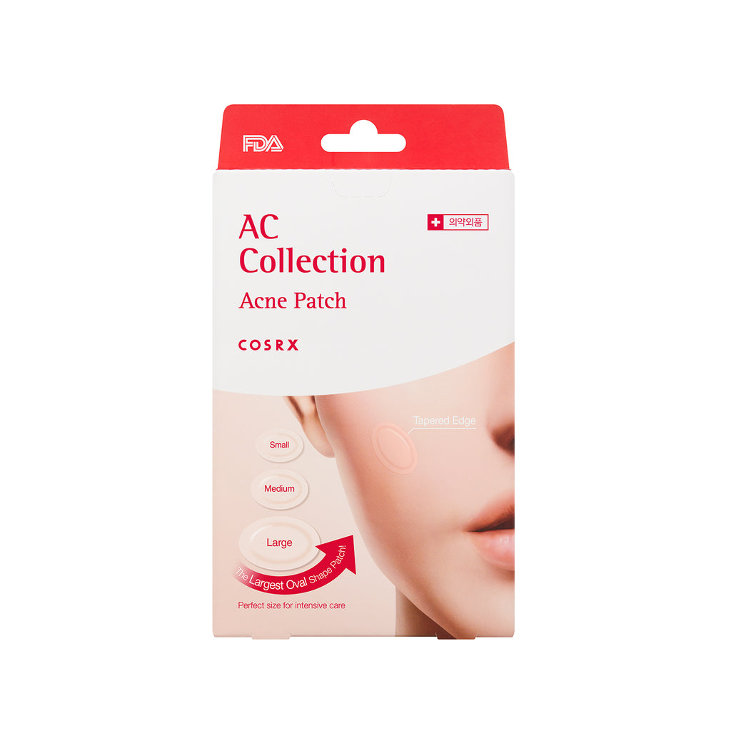 COSRX AC Collection Acne Patch - Misumi Cosmetics Nepal