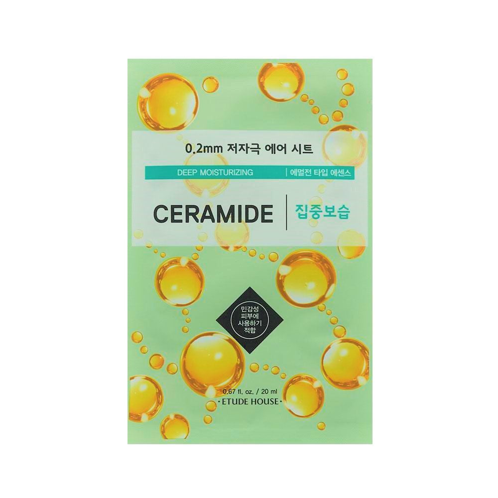 Etude House Therapy 0.2 Air Mask Ceramide - Misumi Cosmetics Nepal
