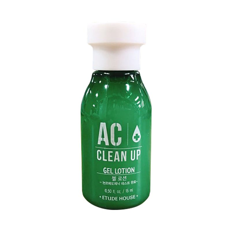 ETUDE HOUSE AC clean up lotion 15ml - Misumi Cosmetics Nepal