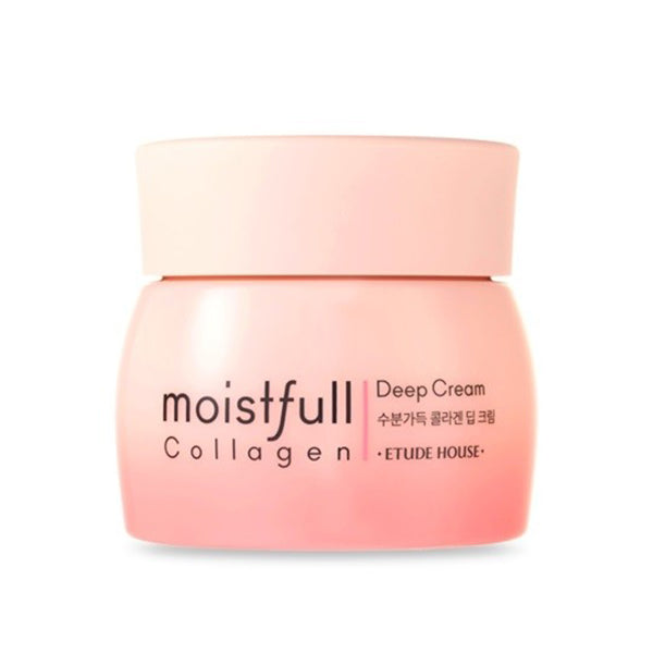 ETUDE HOUSE Moistfull Collagen Deep Cream 75ml - Misumi Cosmetics Nepal
