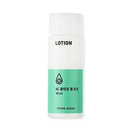 ETUDE HOUSE AC Clean up Gel Lotion 30ml - Misumi Cosmetics Nepal