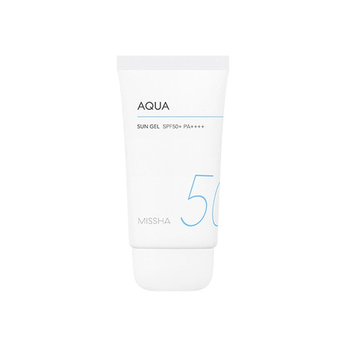 MISSHA all around safe block aqua sun gel spf 50+/ PA+++ - Misumi Cosmetics Nepal