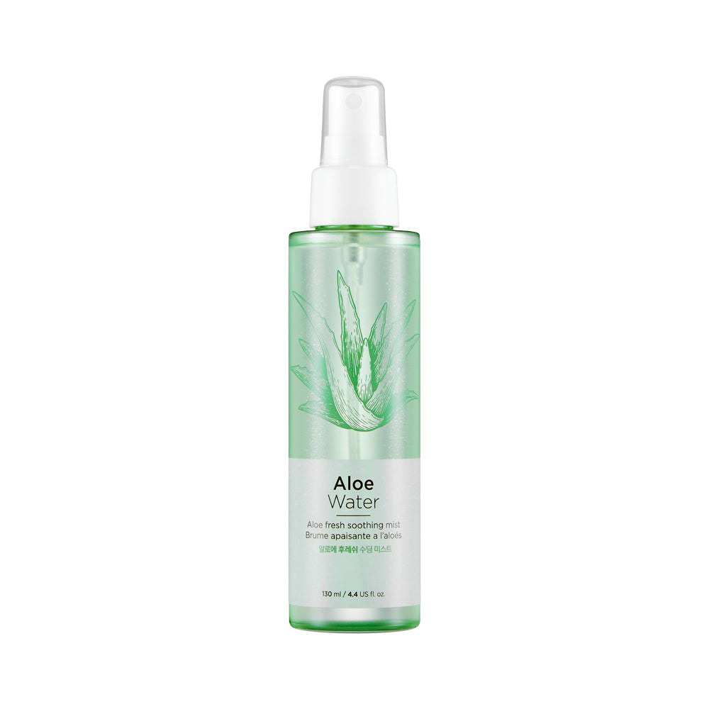 THE FACESHOP Aloe Fresh Shooting Mist - Misumi Cosmetics Nepal