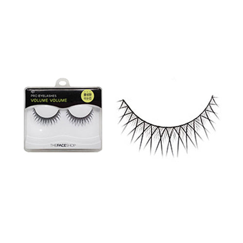 THE FACESHOP PRO EYELASH No.02 VOLUME - Misumi Cosmetics Nepal