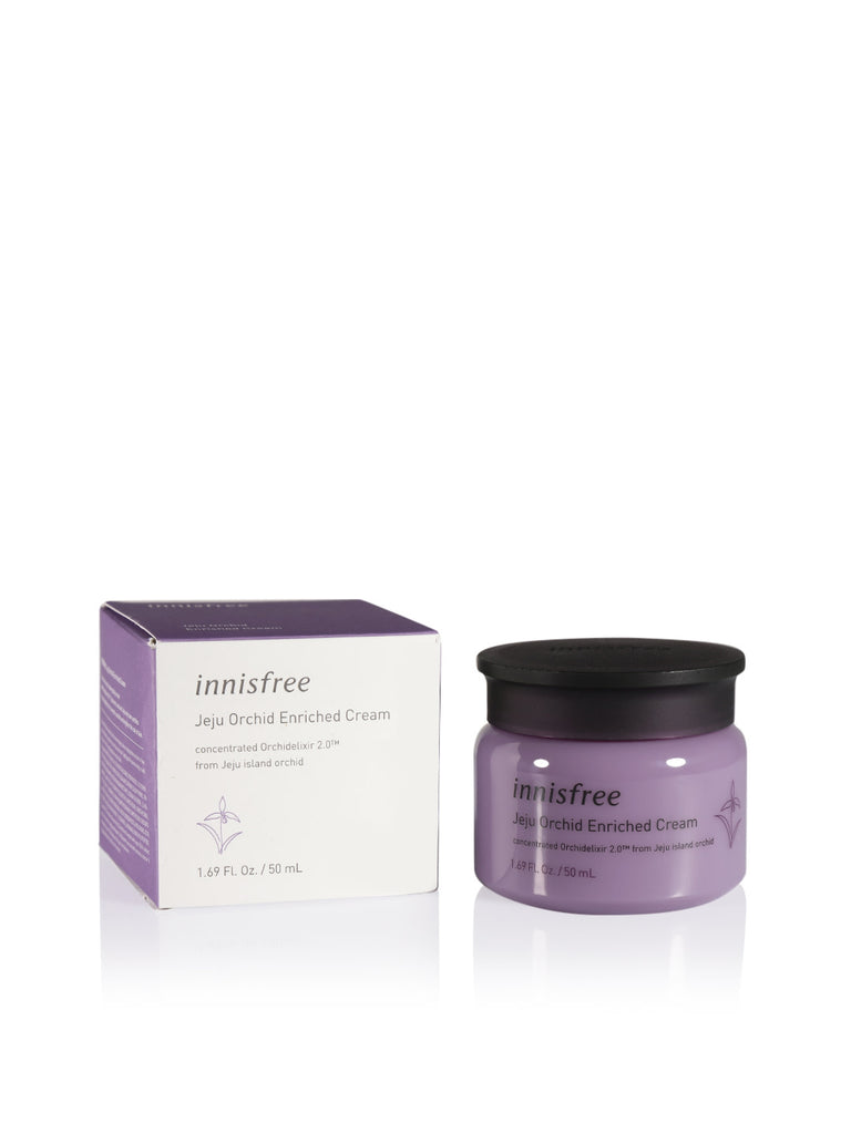 INNISFREE Orchid Enriched Cream - Misumi Cosmetics Nepal