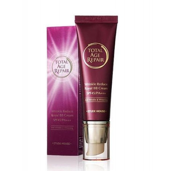 ETUDE HOUSE Total Age Repair Wrinkle Reduce Royal  BB Cream - Misumi Cosmetics Nepal