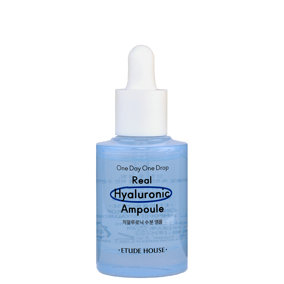 Etude House One Day One Drop Real Hyaluronic Ampoule 30ml