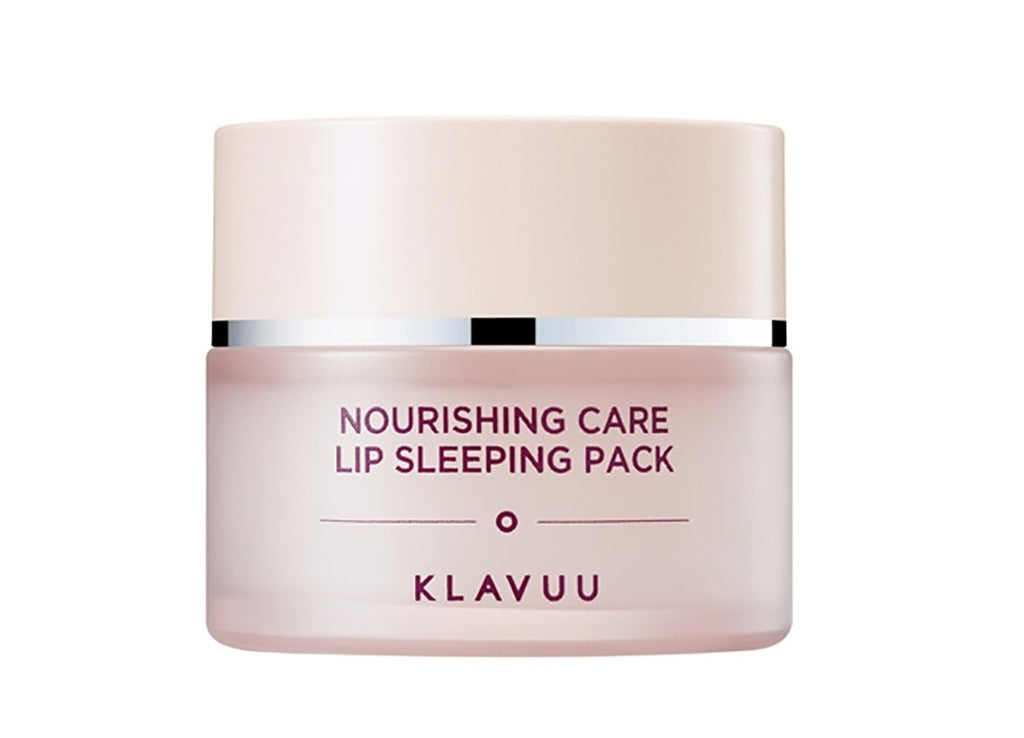 KLAVUU Nourishing Care Lip Sleeping Pack 20ml - Misumi Cosmetics Nepal