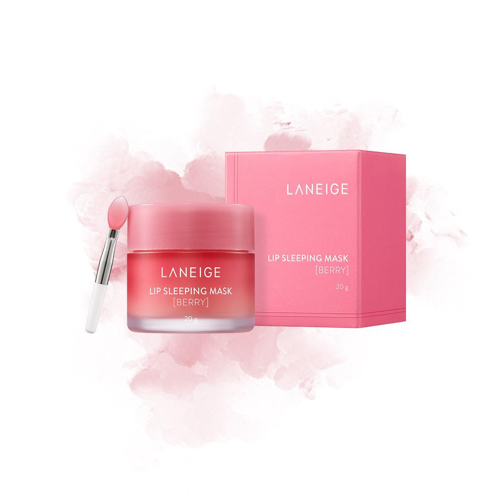 Laneige Lip Sleeping Mask Berry 20ml - Misumi Cosmetics Nepal