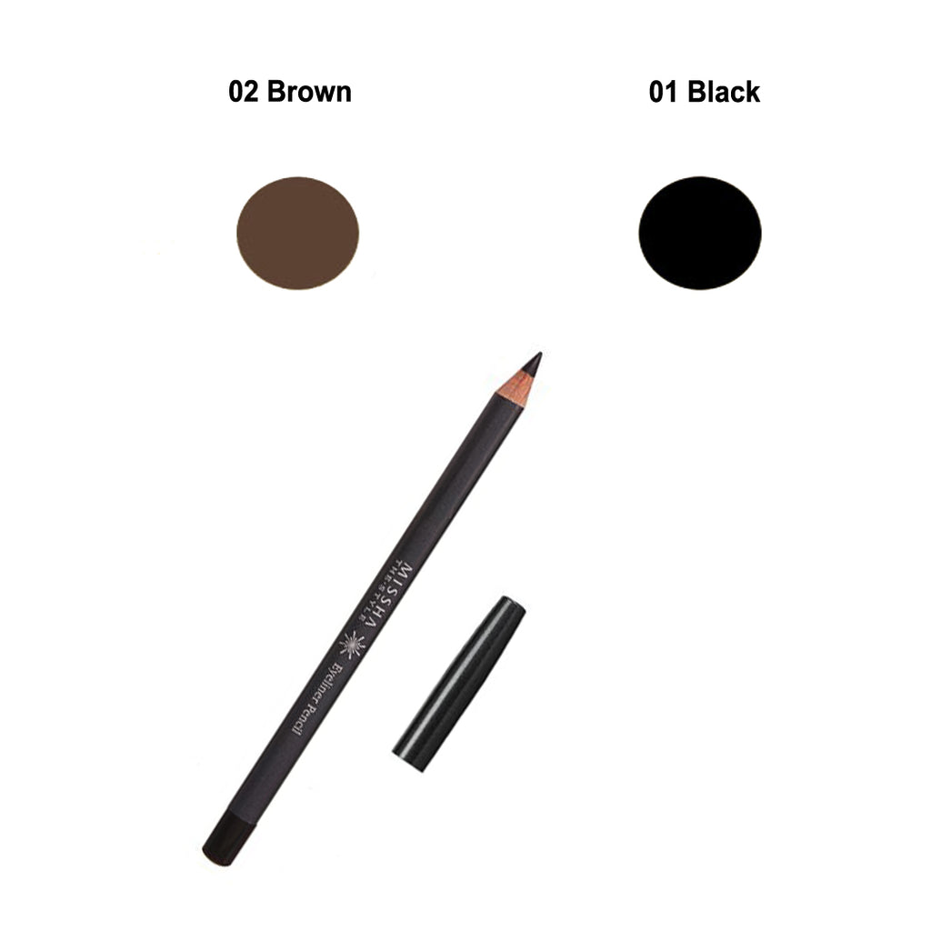 MISSHA The Style Eyeliner Pencil - Misumi Cosmetics Nepal