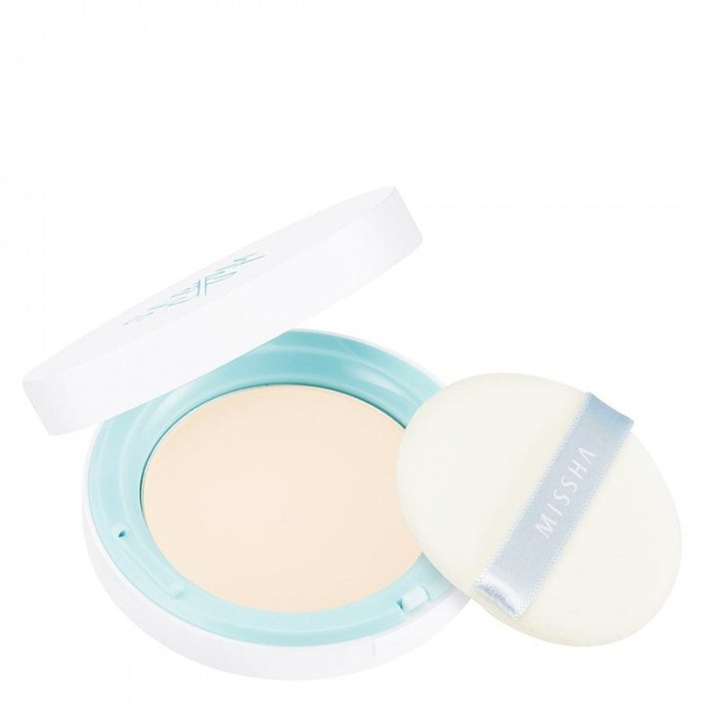 Missha Sebum Cut Powder Pact - Misumi Cosmetics Nepal