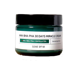 SOME BY MI AHA.BHA.PHA 30 Days Miracle Cream 50ml - Misumi Cosmetics Nepal