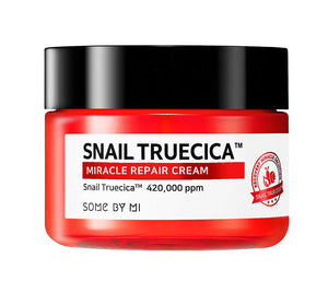 SOME BY MI Snail Truecica Miracle Repair Cream 60g - Misumi Cosmetics Nepal