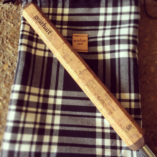 Gearhart Cork Mid-Plus Salty Putter Grip