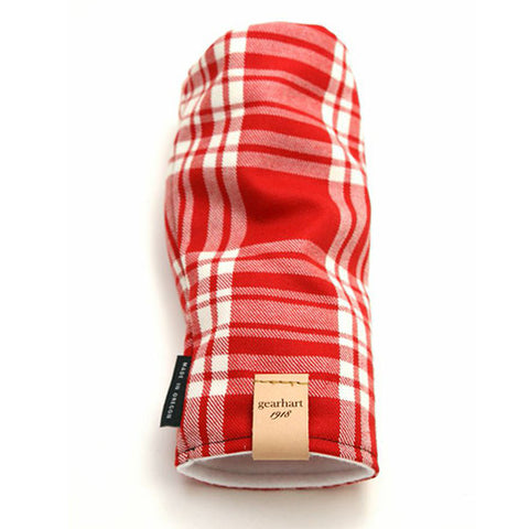 Gearhart Clan Menzies Red Plaid Headcover