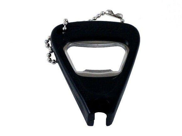 Dunlop Bridge Pin Puller Keychain with built in bottle opener